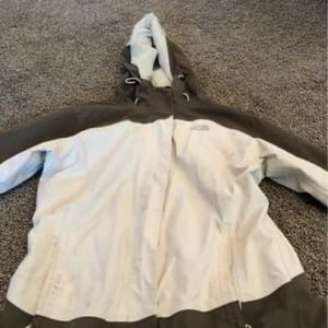 Women's triclimate North Face Jacket size large